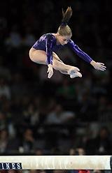 世锦赛女子全能美国15岁小将夺冠杨伊琳肖莎进前8