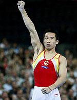 世锦赛小马神肖钦鞍马三连冠杨威获第四错失奖牌