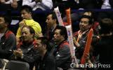 图文-苏杯决赛中国3-0印尼夺冠中国羽军一派喜气洋洋