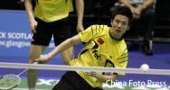 图文-苏杯决赛中国3-0印尼夺冠蔡�S稳定表现让人欣喜