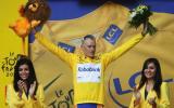 图文-环法自行车赛第12赛段赛况拉斯姆森趾高气扬