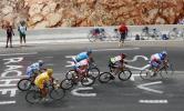 图文-环法自行车赛第12赛段赛况此刻竞争越发激烈