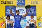 图文-环法自行车赛第12赛段赛况享受美妙冠军时刻