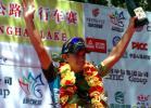图文-第六届环湖自行车赛落幕戴维斯取最终段冠军