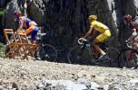 图文-环法大赛第十六赛段赛况进入山地爬坡赛段