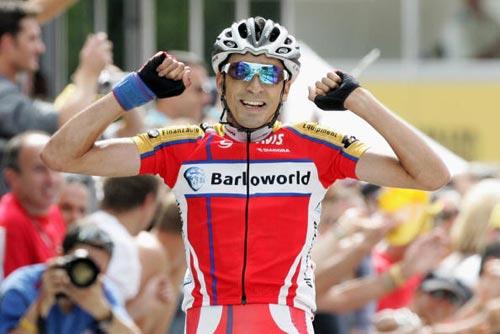 图文-07年环法各赛段冠军一览第九赛段冠军索勒