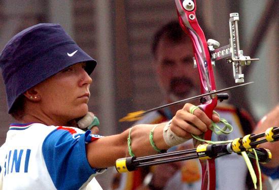 国际-图文比赛射箭在北京蹦极佩罗西尼精准箭宝安区附近开赛图片