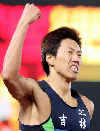 图文-世锦赛中国男子军团一览男子400米栏孟岩