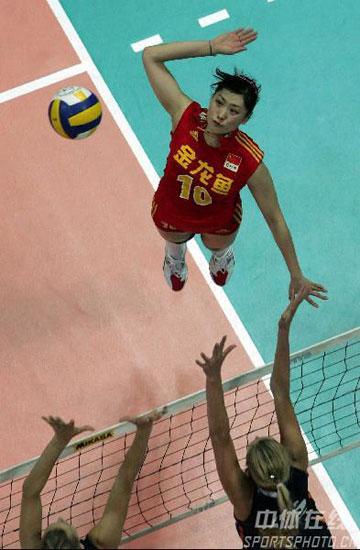 图文-[大奖赛总决赛]中国2比3荷兰孙小清横空出世