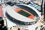 图文-田径世锦赛场馆巡礼空中鸟瞰大阪长居体育馆