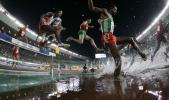 图文-田径世锦赛男子3000米障碍赛肯尼亚人独霸