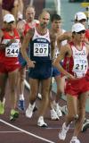 图文-世锦赛男子50公里竞走尼马克跟随大部队