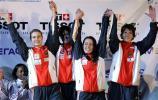 图文-击剑世锦赛冠军图集女子重剑团体德国第三