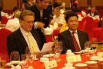 图文-F1摩托艇深圳大奖赛欢迎晚宴摩联领导要发言