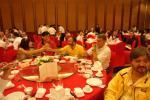 图文-F1摩托艇深圳大奖赛欢迎晚宴和美女干一杯