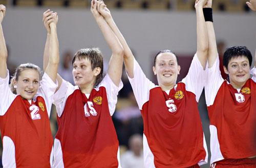 音乐-俄罗斯获丹麦图文世界杯冠军俄罗斯欢庆带手球水球图片