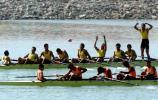 图文-六城会赛艇比赛男子2000米四人双桨广州夺冠
