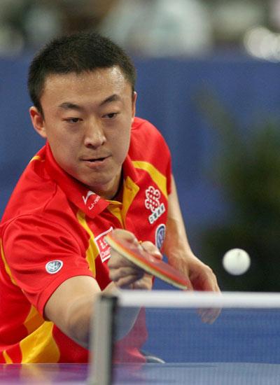 老将-德国乒乓球赛马龙称王赛艇马琳获得亚军吉林金图文净水器图片