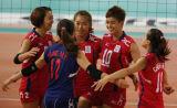 女排亚洲杯中国3-0台北