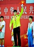 800米自由泳孙杨夺冠