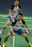 羽球中国大师赛16日赛况
