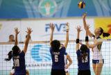 女排亚洲杯中国屈居亚军