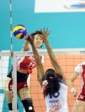 女排世俱赛天津负巴西球队