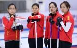女子冰壶邀请赛中国进决赛
