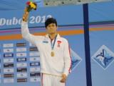 亚洲游泳锦标赛首日赛况