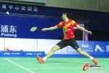2012中国羽毛球公开赛赛况