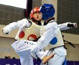 中国大学生跆拳道联赛赛况