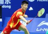 羽球中国公开赛决赛赛况