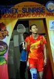 香港羽毛球公开赛23日赛况