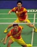 香港羽毛球赛24日战况