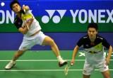 香港羽毛球公开赛25日赛况