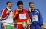 叶诗文获200米混合泳冠军