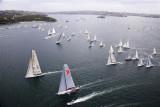 回顾2011霍巴特帆船赛