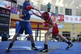 中俄拳手长春争锋