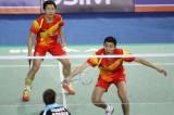 韩国羽球赛10日赛况