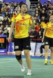 韩国羽球赛半决赛