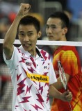 韩国羽球赛决赛赛况