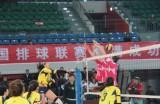 女排半决赛浙江1-3恒大