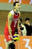 男排半决赛八一胜上海