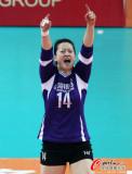 女排总决赛I天津3-1恒大