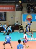 男排联赛辽宁2-3负江苏