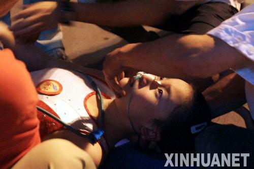 新华网:健健康康备战奥运-从王燕汤淼意外受伤说起