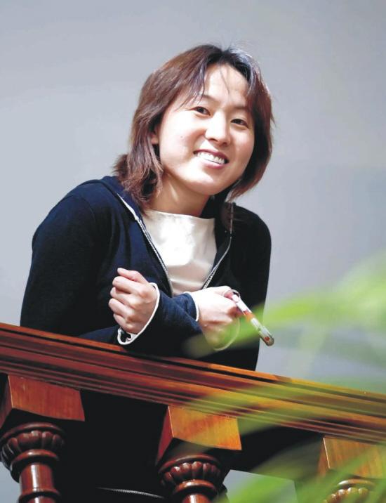王军霞:刘翔是非常好的小弟面对成功不是简单的事
