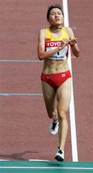 中国1号亚洲一姐周春秀渴望今后将银牌换成金牌