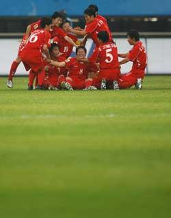 """2007女足世界杯――俩平局死亡之组果然很""""死亡"""""""