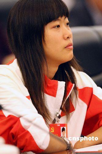 境外记者最爱17大体育代表王楠张怡宁不是最热门